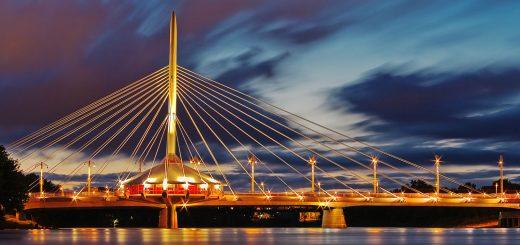 Trường đại học Manitoba nằm tại thành phố Winnipeg.